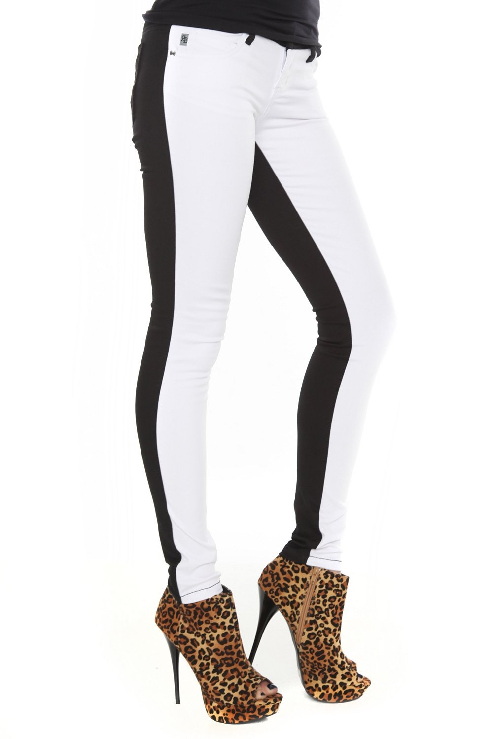 Original BLACK AND WHITE PANTS On The Hunt